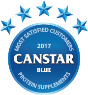 2017 award for protein supplements