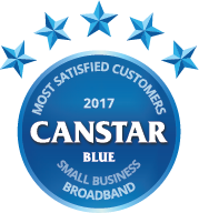 2017 award for small business broadband