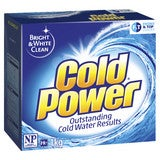 compare cold power laundry products