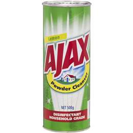 Ajax Powder Cleaner