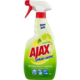 Ajax Spray'n'Wipe Kitchen MultiPurpose