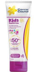 cancer council spf 50 sunscreen (reshopped)