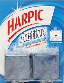 Harpic Active Blue