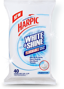 Harpic Cleaning Wipes