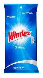 Windex Cleaning Wipes