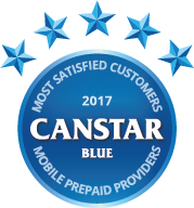 2017 award for mobile prepaid providers