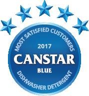 2017 award for dishwasher detergents