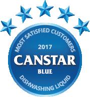 2017 award for dishwashing liquid