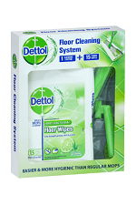 dettol floor cleaning system