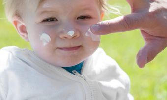 guide to sunscreen for babies