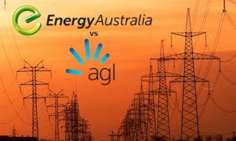 AGL vs EnergyAustralia Comparison
