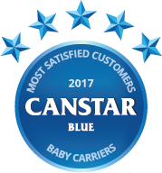 2017 award for baby carriers