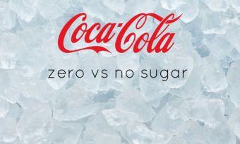 Coca-Cola Zero vs No Sugar