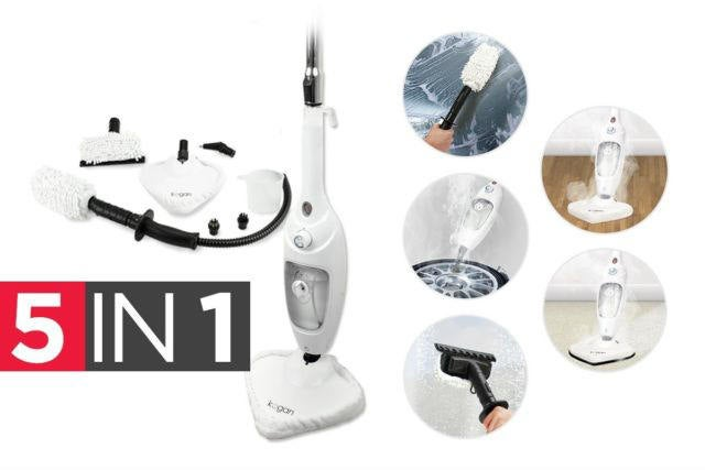 kogan steam mop