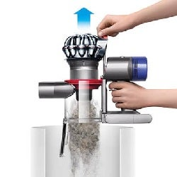 Dyson Vacuum Cleaner Cleaning