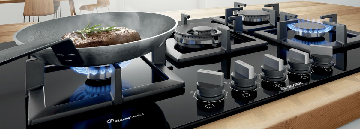 Tv And Internet Providers >> Bosch FlameSelect Gas Cooktop | Review & Features ...