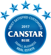 2017 award for small business real estate