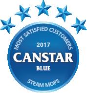 2017 award for steam mops