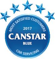 2017 award for car servicing