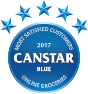 2017 award for online groceries