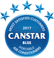 2017 award for portable air conditioners