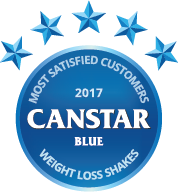 2017 award for weightloss shakes