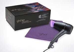 Flight Wanderlust Travel Hairdryer