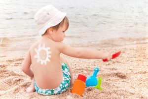 What ingredients are found in sunscreens?