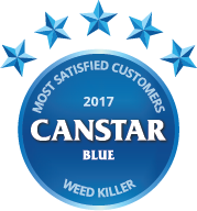 2017 award for weed killer