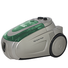 AirFlo 2000W Bagless Barrel Vacuum Cleaner
