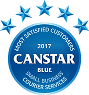 2017 award for small business courier services