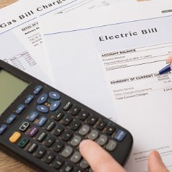 Utilities Bill Calculations