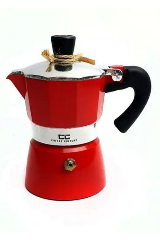 A pot coffee maker