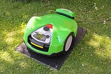 Robotic Mower Small
