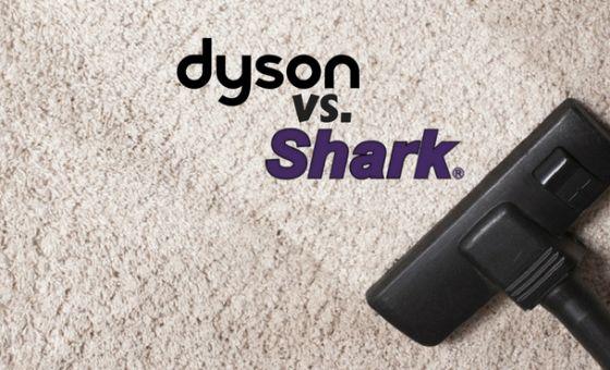 Dyson vs Shark Vacuum Comparison