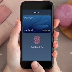 Touch and Pay Technology