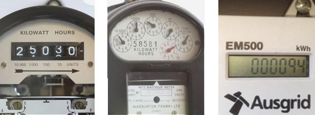 Accumulation Meters