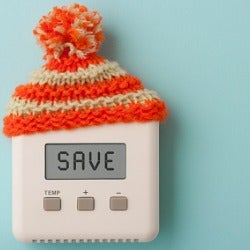 Thermostat Wooly Hat
