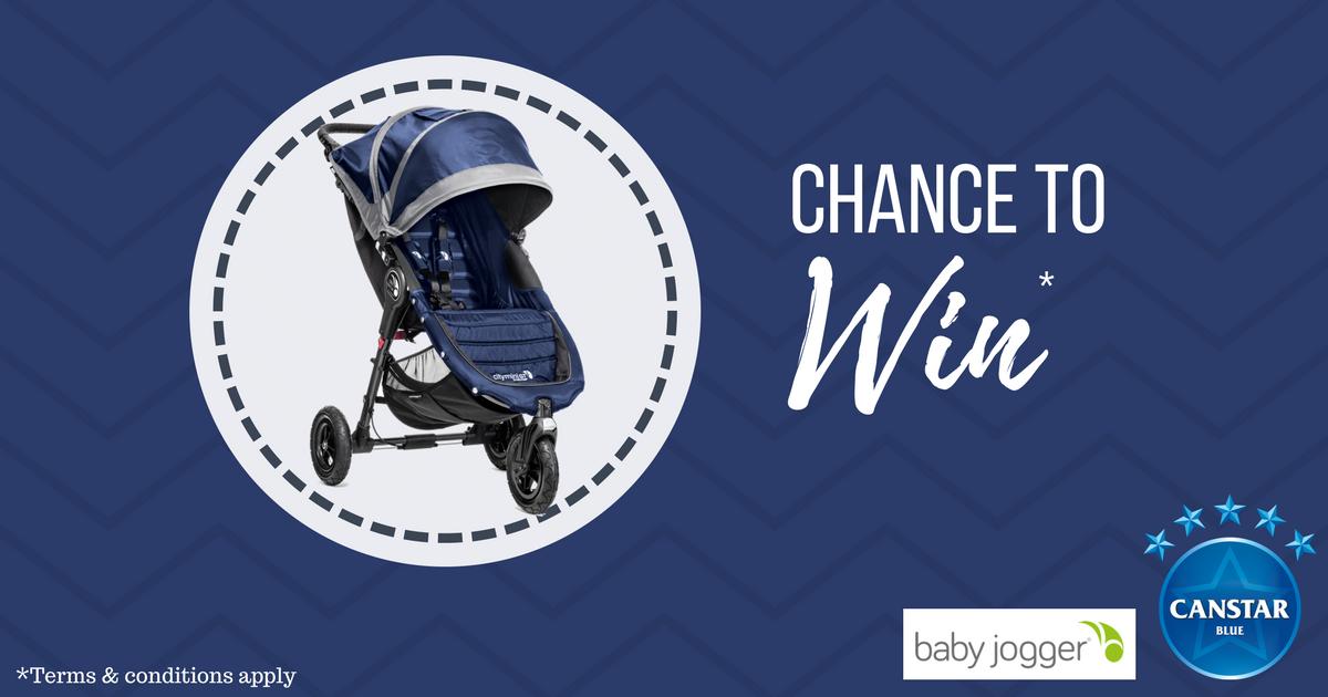 Win a Baby Jogger City Mini GT | Canstar Blue