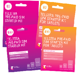 Telstra Sim Kits