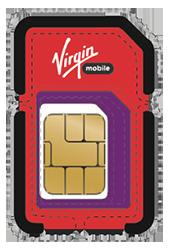 Virgin 3 in 1 Sim