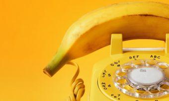 Ring Ring Ring. BANANA PHONE