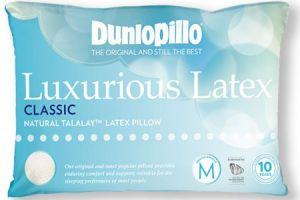 Dunlopillo Pillows