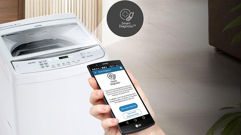 LG Top Load Washing Machines
