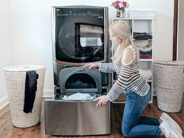 Types of LG Washing Machines