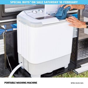 ALDI Portable Washing Machine