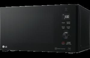 LG Black Microwaves