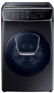 Samsung Black Washing Machines
