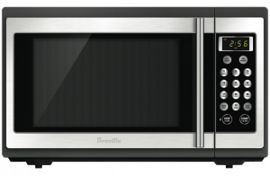 Breville Stainless Steel Microwaves