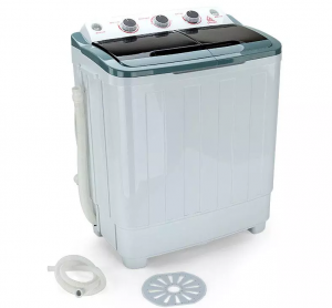 Single tub vs twin tub Washing Machine